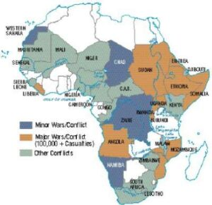 Ongoing Wars In Africa