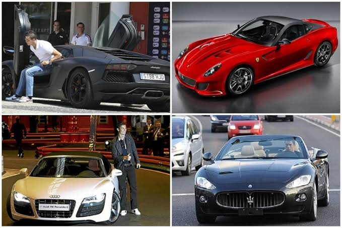 CRISTIANO RONALDO HOUSES AND CARS 2020- ALL YOU NEED TO KNOW