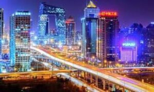 Beijing second largest cities In China By population 2019.
