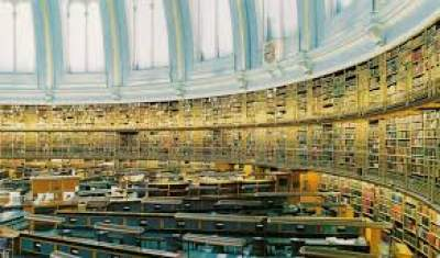 British Library Largest Libraries In The world