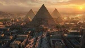 Egypt Ones Of the Technological Country In Africa.