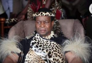 King Goodwill Zwelithini Kabhekuzulu, South Africa