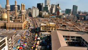 Nigeria One of the most technological advance countries in Africa.