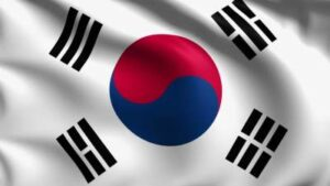 South Korea one of the powerful countries In the World.