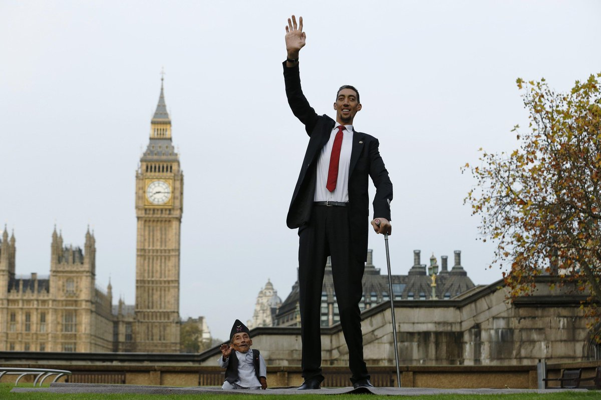 TOP 10 TALLEST MAN IN THE EARTH 2020- HEIGHT INFORMATION AND BIOGRAPHY.