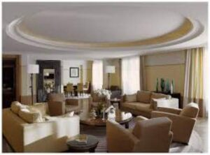 The Penthouse Suite At Grand Hyatt Cannes Hotel Martinez, Cannes