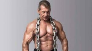 Vince McMahon. Richest Wrestler In The World