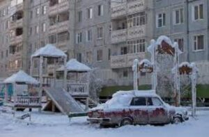 Yakutsk, Russia is the coldest city in the world 2019.