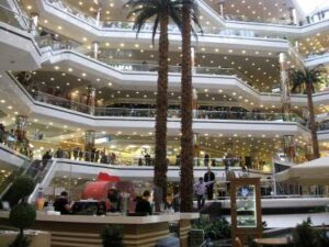 Cevahir Mall biggest mall in the world 2019