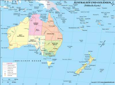 OCEANIA COUNTRIES AND REGIONS AND THEIR CURRENT PRESIDENTS[2020 UPDATED LIST]