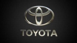 Toyota One of the largest cars producer in the world