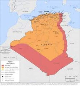 Algeria one of the Africa Countries that Speak french.