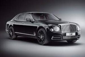 Bentley Mulsanne one of the Top 10 Luxury Car Brand.