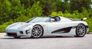 Koenigsegg CCXR Trevita one of the Expensive Cars In The World Ever Sold.