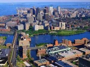Massachusetts One Of The Richest Cities In US 2020.