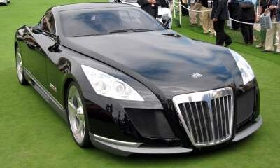 Mercedes-Maybach Exelero one of the Five Most Expensive Cars In The World.