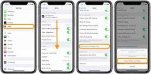 How to Clear iPhone Cache