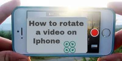 HOW TO ROTATE VIDEOS ON IPHONE 2020- STEP BY STEP GUIDE