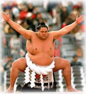 Sumo one of The Most Popular Sports In Japan