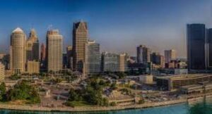 Detroit second most violent cities in the us