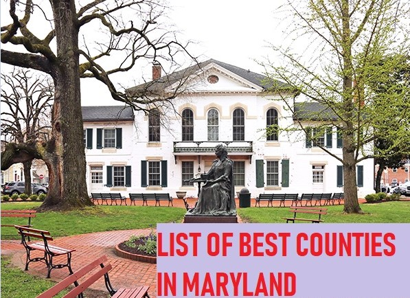 10 Best Counties In Maryland To Live