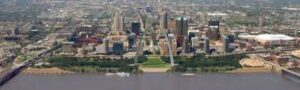 St. Louis most violent cities in the us