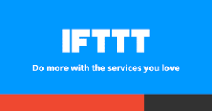 IFTTT One of the Best Free Android Apps