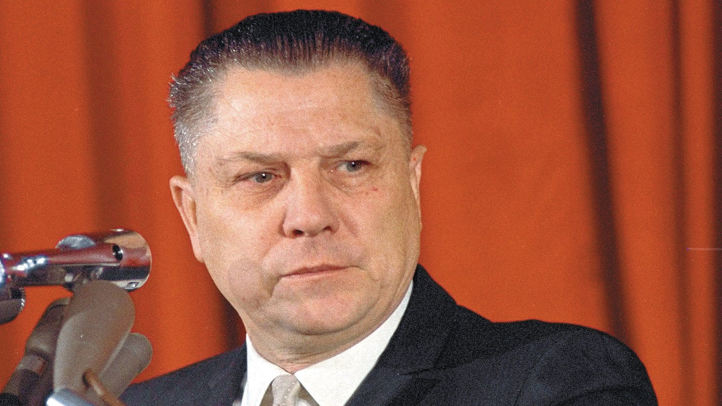 What Happened To Jimmy Hoffa