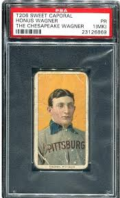 Honus Wagner 1909-1911 ATC T206 the World Most Expensive Baseball Cards
