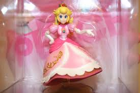 Legless Princess Peach one of the Most Expensive Amiibo Figures Ever Sold