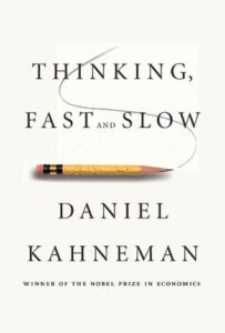 Thinking Fast And Slow one of the Best Psychology Books to Read