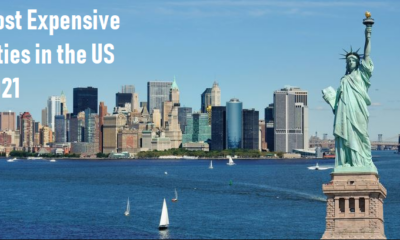 Most Expensive Cities in the US 2021