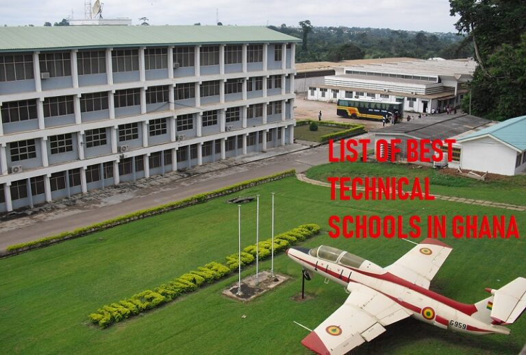 List of Best Technical Schools in Ghana