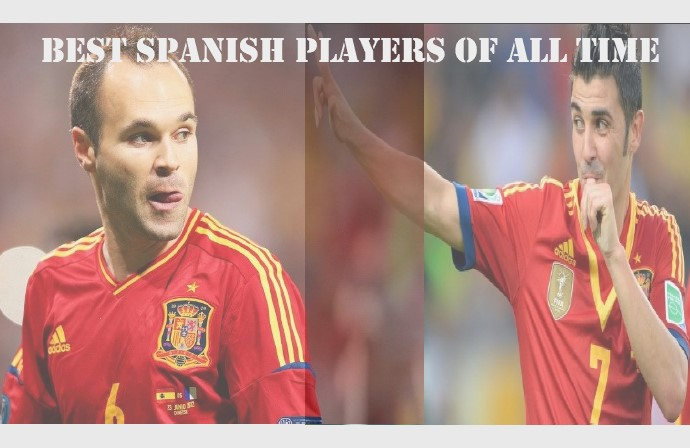Best Spanish Players Of All Time