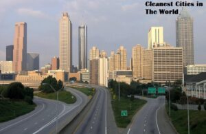 cleanest city in the world