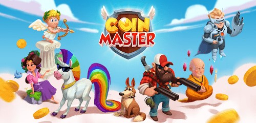 coin master caracters